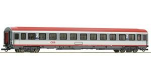 H0 Eurofimawagen 2. Klasse, ÖBB, Ep.6, DC
