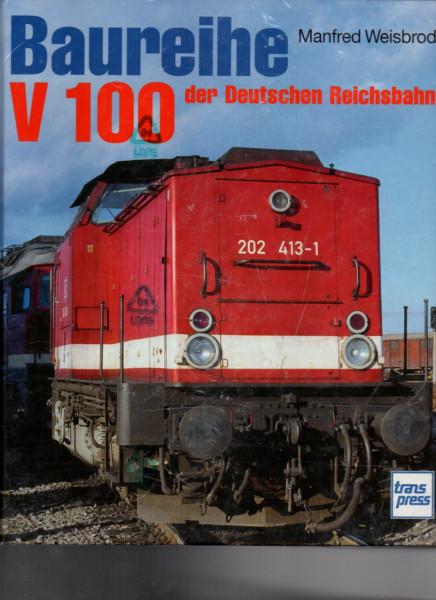 Buch Baureihe V100 der Deutschen Reichsbahn