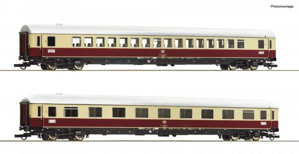 H0 TEE Wagen-Paar 'Roland' DB Ep.4