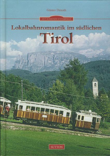 Buch Lokalbahnromantik im südlichen Tirol