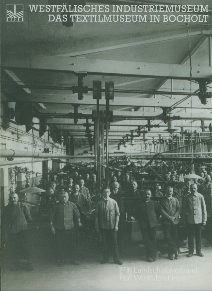 Buch Das Textilmuseum in Bocholt - Die Museumsfabrik