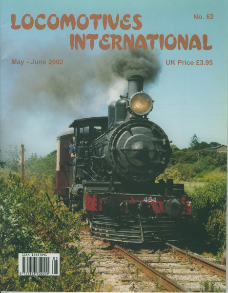 Heft Locomotives International 62