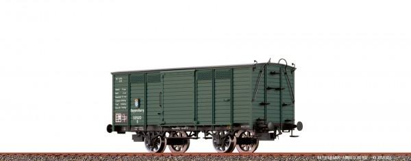 H0 Güterwagen G K.Bay.Sts.B., I