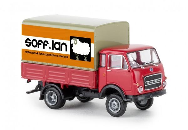 87 Lupetto-OM/PritschePlane 'Sofflan-Materassi' NH2020(05)