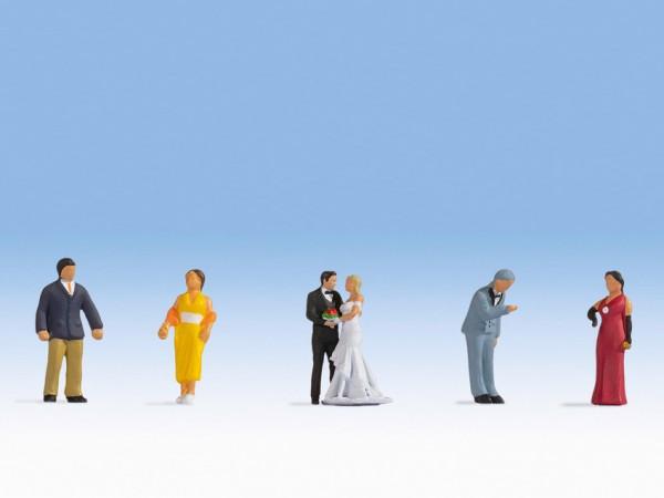 H0 Hochzeit + Soundmodul