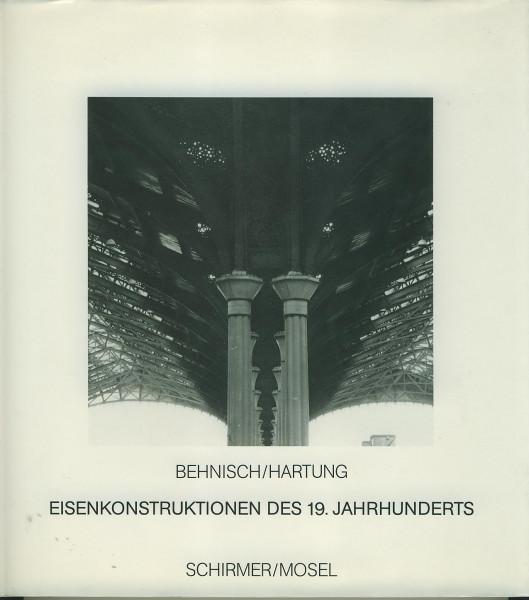 Buch Eisenkonstruktionen des 19. Jahrhunderts