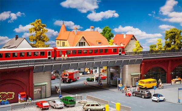 H0 S-Bahn-Stadtbrücke