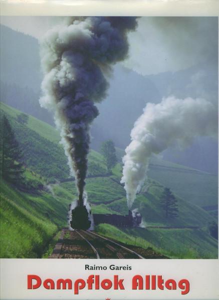 Buch Dampflok Alltag