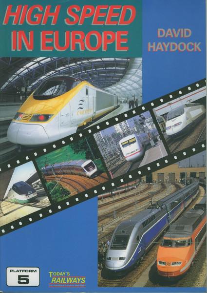 Buch High Speed in Europe