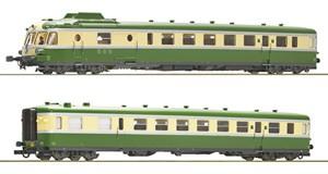 H0 Dieseltriebzug X 2720/XR 7700, SNCF, Ep.4, DCC SOUND