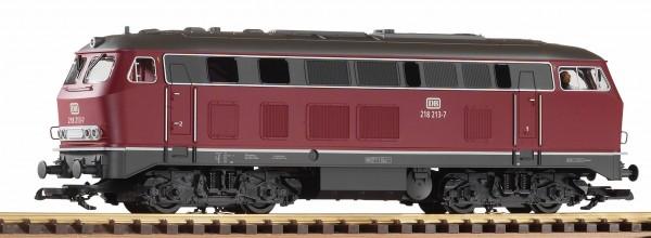 G Diesellok BR218.213 DB-4 rot ANALOG NH2020(I)