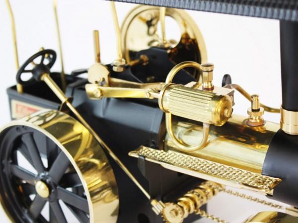 Dampftraktor (D406)