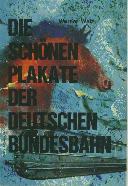 Buch Die schönen Plakate der Deutschen Bundesbahn