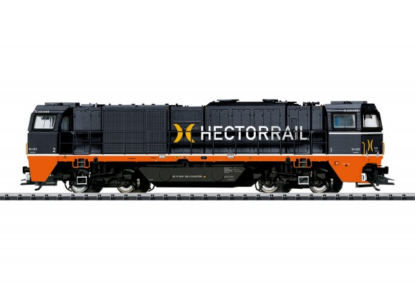H0 Diesellok BR.G2000BB Hectorrail SOUND NH2020