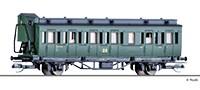 TT Reisezugwagen 2.Kl. DR Ep.III #1