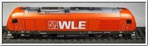 TT-WIEMO EXCLUSIV Diesellok ER20 der WLE in gealterter Version **ausverkauft**