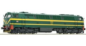 H0 Diesellokomotive Serie 333, Renfe, Ep.4, AC SOUND