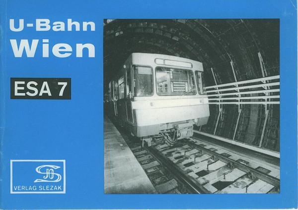Buch U-Bahn Wien