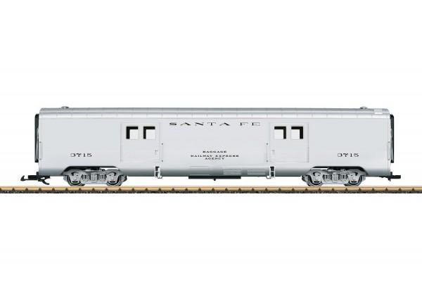 G US-Baggage-Car Santa-Fe silber NH2020(IV)