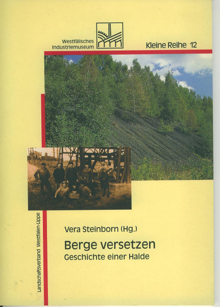 Buch Berge versetzen - Geschichte einer Halde