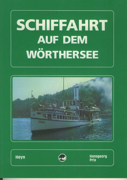 Buch Schiffahrt auf dem Wörthersee