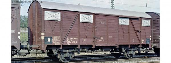 H0 Güterwagen Gs 210 FS, IV