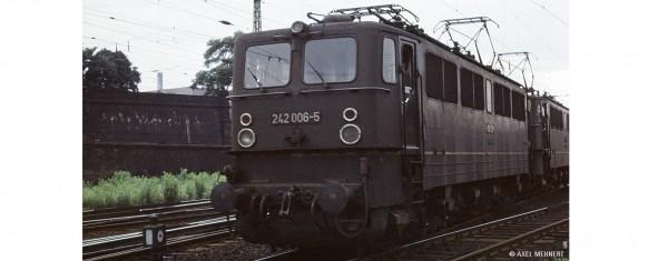 H0 E-Lok 242 DR, IV, DC SOUND