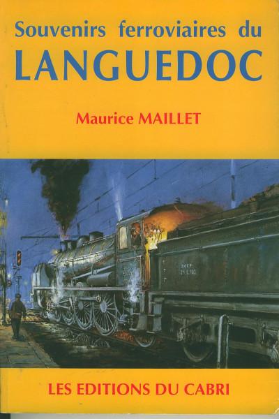 Buch Souvenirs ferroviaires du Languedoc
