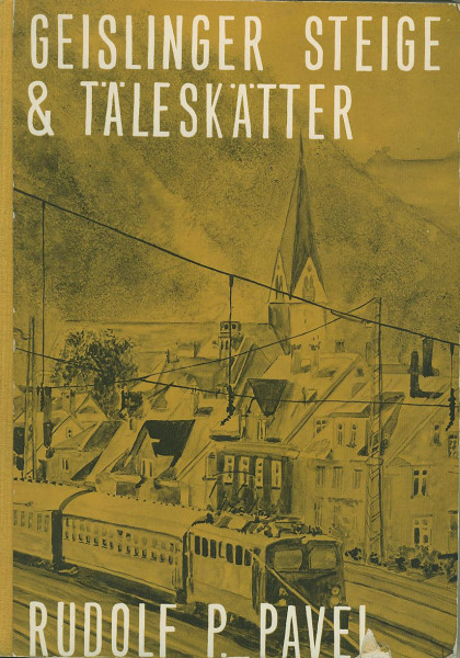Buch Geislinger Steige & Täleskätter