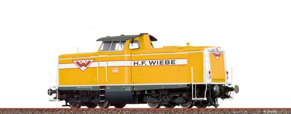 H0 Diesellok BR212 Wiebe, V, DC SOUND