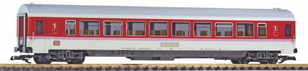 G IC-Wagen Apmz 1.Kl. DBAG-5 rot/weiß