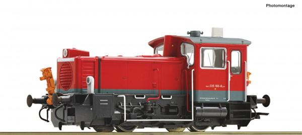 H0 Diesellok BR 335 DBAG Ep.6 WS-SOUND