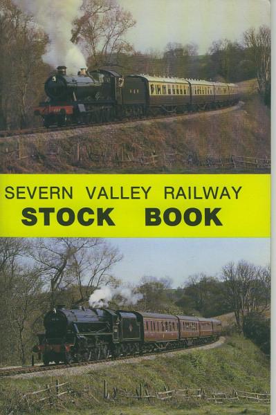 Buch Severn Valley Railway - Stock Book