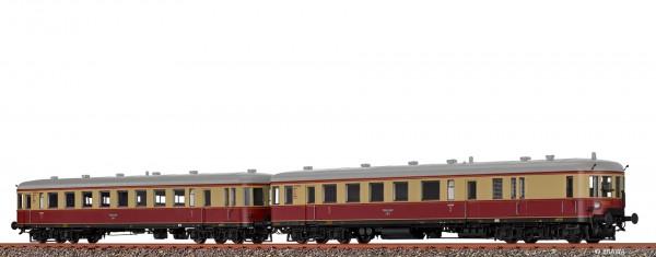 H0 Triebwagen VT137+VS145 DRG, II, DC BASIC