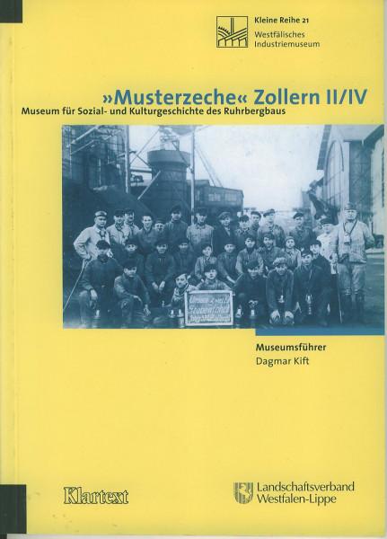Buch Musterzeche Zollern II/IV - Museumsführer