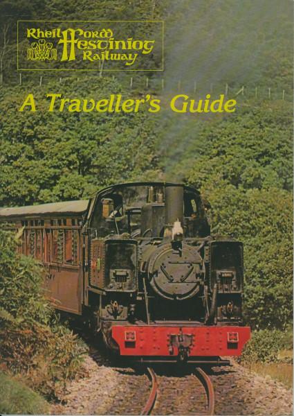 Buch Ffestiniog Railway - a Traveller's Guide