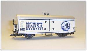 TT- WIEMO EXCLUSIV Kühlwagen Hansa-Bier DB-4