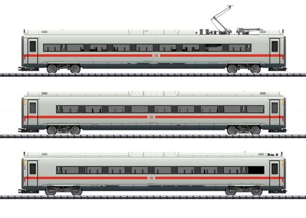 H0 ICE-4 Mittelwagen-Set DBAG 3-tlg. rot NH2020