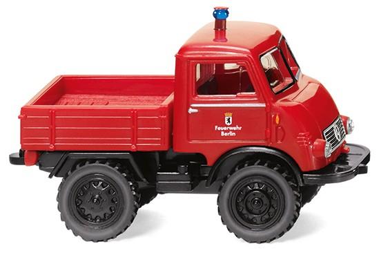 87 MB U401 Unimog 'Feuerwehr-Berlin' FNH02/20