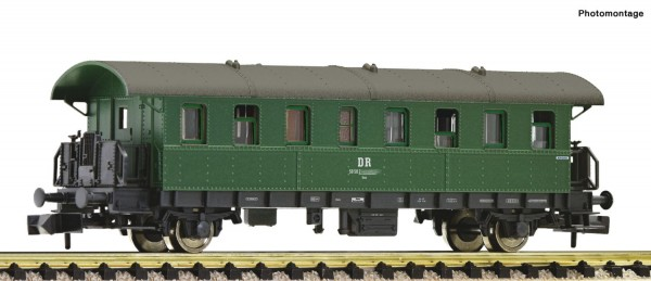 N Donnerbüchse 2. Klasse DR Ep.4 #1 grün NH05/2020