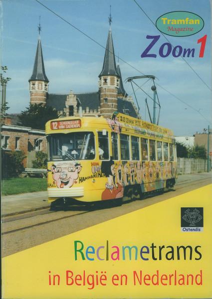 Buch Reclametrams in Belgie en Nederland