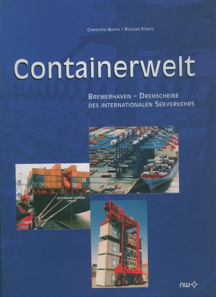 Buch Containerwelt Bremerhaven