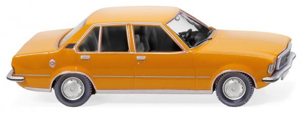 87 Opel Rekord-D, orange FNH02/20