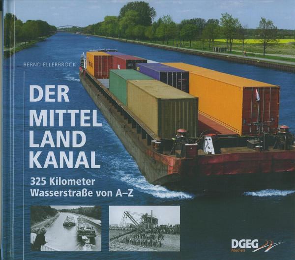 Buch Der Mittellandkanal - Geschichte einer Wasserstraße
