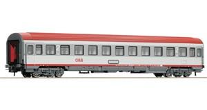 H0 Reisezugwagen 2. Klasse, ÖBB, Ep.6, DC