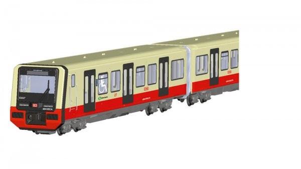 87 Siemens S-Bahn-Berlin BR484.001 4-tlg. NH2020(12)