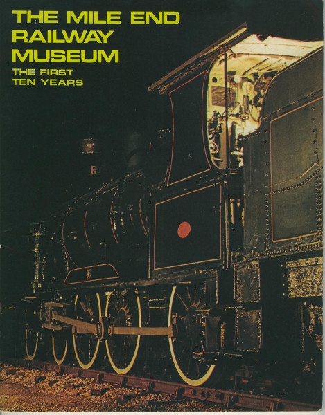 Buch The Mile End Railway Museum - the first ten years