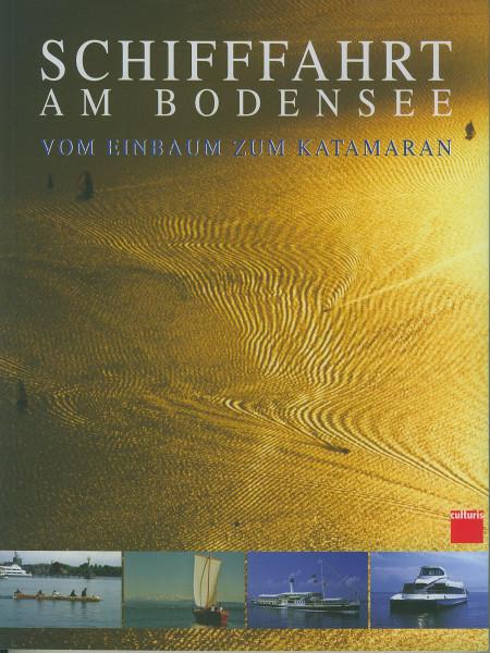 Buch Schifffahrt am Bodensee - vom Einbaum zum Katamaran