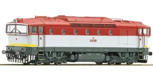 H0 Diesellokomotive T 478.3, ZSSK, Ep.4, DC