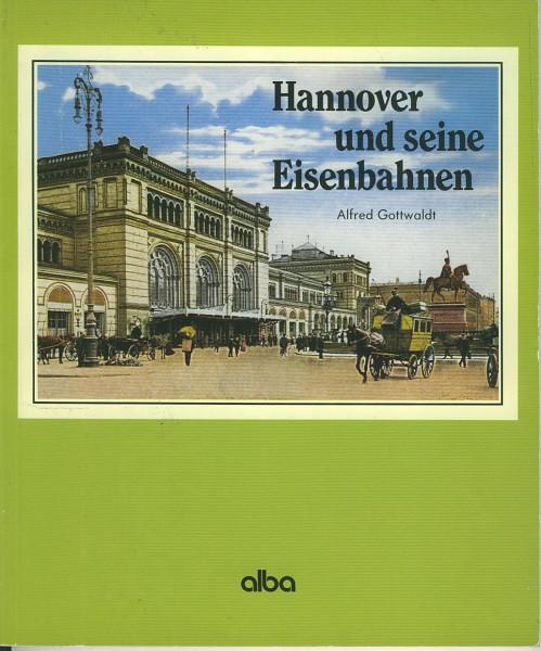 Buch Hannover und seine Eisenbahnen